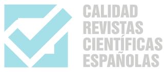 Logo calidad revistas científicas españolas