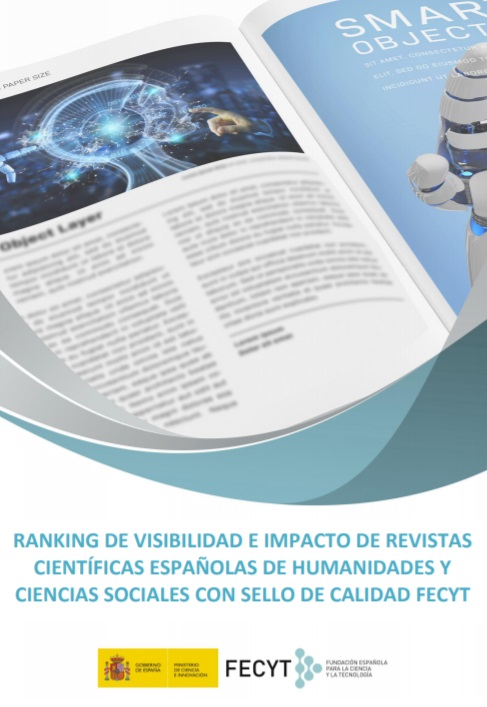 Ranking de Revistas Científicas Españolas con Sello FECYT